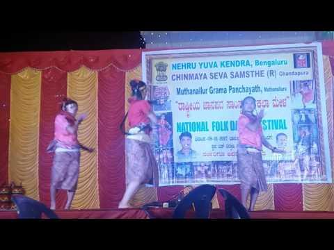 Ramri pani bhaki chu nepali dance