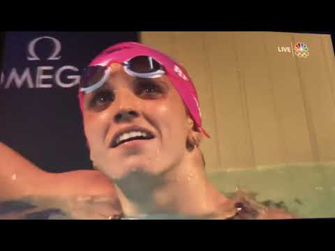 Women's 100m Backstroke Semifinal #2 | 2021 US Olympic Swimming Trials   NEW US Open RECORD