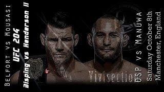 Nonton The Mma Vivisection   Ufc 204  Bisping Vs  Henderson 2 Picks  Odds  And Analysis Film Subtitle Indonesia Streaming Movie Download
