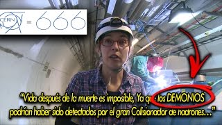"""...Brian Cox, (quien es un famoso físico inglés, y profesor de física y astronomía en la Universidad de Manchester), y que trabaja para el CERN...dijo:""""Los espíritus y lo paranormal no existen porque el CERN y el LHC (las siglas del gran Colisionador de hadrones, en inglés),….ya los habrían descubierto a dia de hoy"""".¿Hmmm, perdón… dijo que?...¿Que rayos hace el CERN, buscando la posibilidad de CONTACTAR CON ESPÍRITUS, DEMONIOS, Y ENTES PARANORMALES...????...Asi ó mas claro?... más evidencias no puede haber!!!...►  Suscríbete aquí:  http://goo.gl/hcSsMQ ✓ ► Sigueme en Twitter https://twitter.com/RODRICKgamer ✓▬▬▬▬▬▬▬▬▬▬▬▬▬▬▬▬▬▬▬▬▬▬▬▬▬▬▬▬▬▬▬▬▬▬▬▬▬▬▬▬▬▬▬►  Apoyanos con tu LIKE para seguir subiendo temas de lo que muy pocas personas se atreven a hablar!... COMPARTIR este video a los que te importan y en redes sociales. No dejemos que gane la CENSURA. Despierta hoy, porque talvez mañana ya sea muy tarde.▬▬▬▬▬▬▬▬▬▬▬▬▬▬▬▬▬▬▬▬▬▬▬▬▬▬▬▬▬▬▬▬▬▬▬▬▬▬▬▬▬▬▬ツ SUBS - http://goo.gl/TJiWEk  ✓ツ TWITTER - https://twitter.com/RODRICKgamer  ✓ツ FACEBOOK - Temporalmente cerrado, hasta nuevo aviso!!!all my music credits for the one and only:Kevin MacLeod (incompetech.com) Licensed under Creative Commons: By Attribution 3.0page: http://www.incompetech.comhttp://creativecommons.org/licenses/b...El material utilizado para estos videos, es con fines ilustrativos y/o educativos. Los videos, imágenes y música pertenecen al autor intelectual de cada uno de ellos.The material used for these videos, is illustrative and / or educational purposes. The videos, images and music belong to the intellectual author of each of them.Copyright Disclaimer Under Section 107 of the Copyright Act 1976, allowance is made for """"fair use"""" for purposes such as criticism, comment, news reporting, teaching, scholarship, and research. Fair use is a use permitted by copyright statute that might otherwise be infringing. Non-profit, educational or personal use tips the balance in favor of fair use. """"Fair Use"""" guidelines: www.c"""