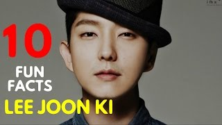 Video 10 Fun Facts about Lee Joon Ki you may not know MP3, 3GP, MP4, WEBM, AVI, FLV April 2018