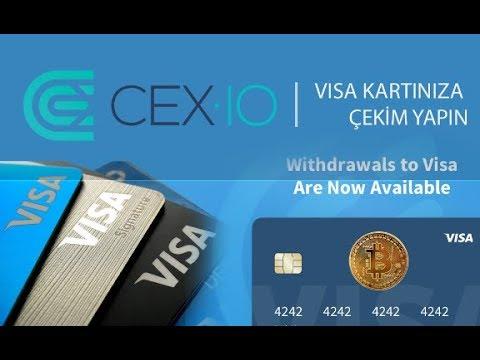 Cex Io Kredi Karti Ve Banka Eklemek Kartinizla Kolayca Bitcoin Altcoin Satin Alin