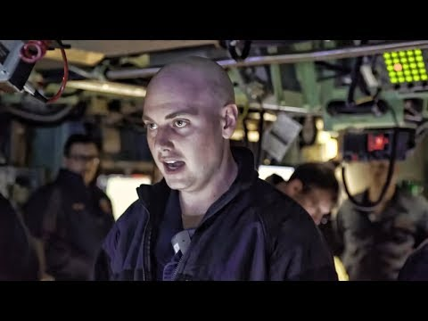 Submarine Dive • U.S. Navy
