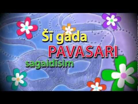 Tūrisma rallijs Vidzemes pavasara karnevāls 2013 Reklāmas klips