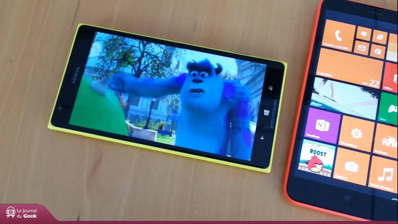 Preview Nokia Lumia 1520 & 1320