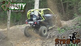 4. STOCK 1000 XDS TURBOCHARGED CANAM FIRST UP STR8 UP SXS DIRT NASTY BOUNTY HILL