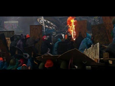 Трейлер фильма Герої не вмирають про харьковчан - Героев Небесной Сотни