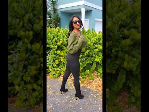 Diamond Jackson  New Photoshoot With Legging