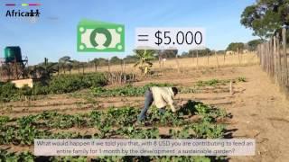 ¡Hazte socio! Campaña Nutrición 2017 - Sichili Zambia