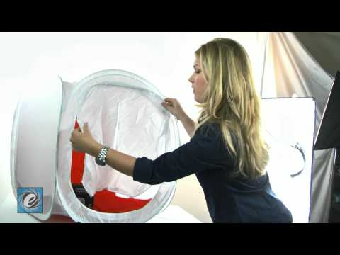 ePhoto Light Tent – Great for Taking Product Shots