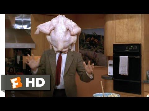 Bean (7/12) Movie CLIP - Stuffing the Turkey (1997) HD