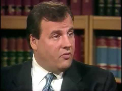 ChrisChristieVideos - Chris Christie Talks About His Political Future in 2004.