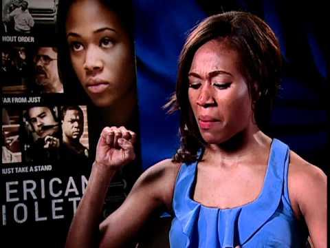 American Violet - Exclusive: Nicole Beharie Interview