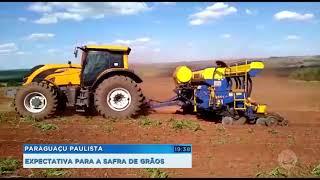 Produtores de grãos estão na expectativa para próxima safra