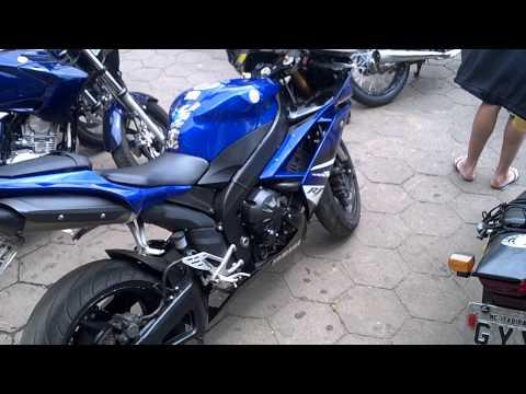 3º encontro de motociclista em Turmalina MG