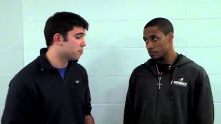 Bryce Cotton St John's Postgame Interview