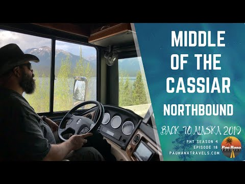 RVing to Alaska: Middle of the Cassiar Hwy & More Free Camping 🇨🇦