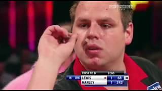 Las Vegas Dessert Classic 2009 - Second Round - Adrian Lewis vs Peter Manley
