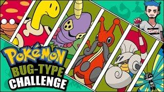 BUG POKÉMON CHALLENGE | Pokémon Naming Challenge by Ace Trainer Liam