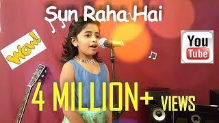 #Praniti | Sun Raha Hai Na Tu (Female Version) | #ShreyaGhoshal | #Aashiqui2