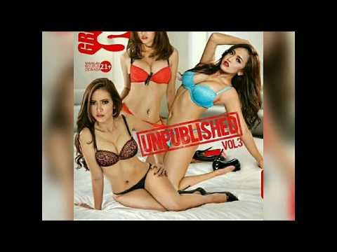 GRESS...majalah saingan POPULAR dan PLAYBOY