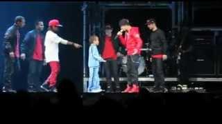 Justin Bieber VS niño de 10 año Break dance