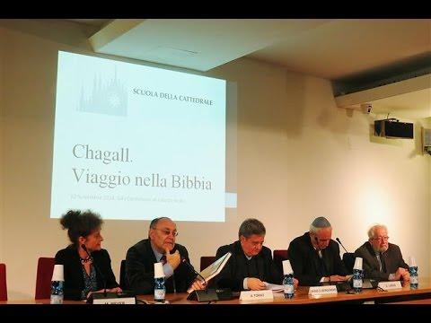 Milano, viaggio nella Bibbia con Chagall