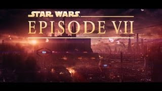 Star Wars Episode VII / Episode 7 Trailer - 2015 - Unofficial Teaser Trailer - [HD]