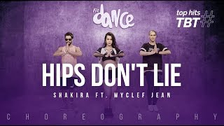 Video Hips Don't Lie - Shakira ft. Wyclef Jean | FitDance Life (Choreography) Dance Video MP3, 3GP, MP4, WEBM, AVI, FLV Januari 2018