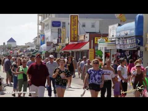 Maryland - A quick video of the Boardwalk in Ocean City, Maryland with some various clips shot both during the day and night with all the various things going on from s...