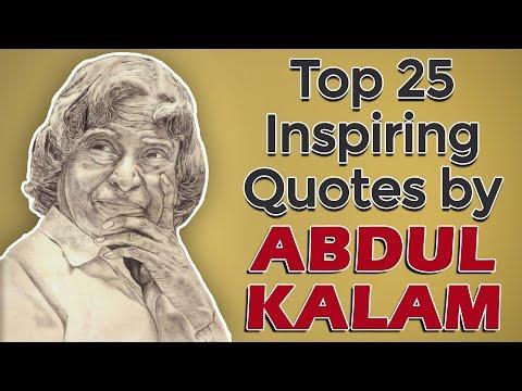 Success quotes - Top 25 Inspirational & Motivational Quotes by APJ Abdul Kalam  Success  Simplyinfo net
