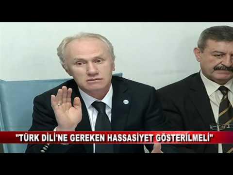 TÜRK DİLİ BAYRAMI'NIN 84. YILI