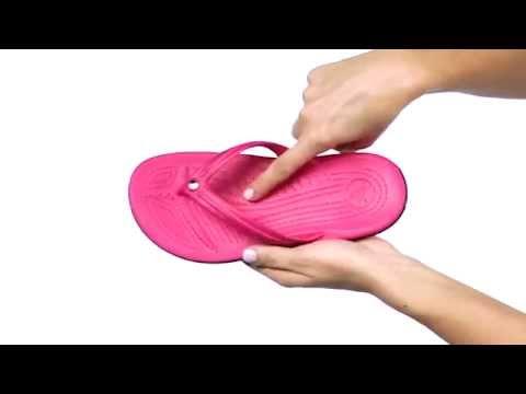 Crocs Crocband Flip (видео)