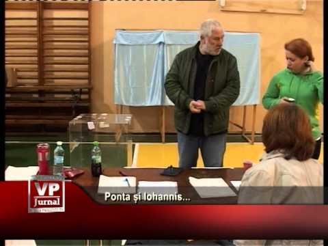 Ponta și Iohannis…