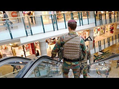 Βέλγιο: Συνελήφθη πιθανός βομβιστής κοντά σε εμπορικό κέντρο των Βρυξελλών