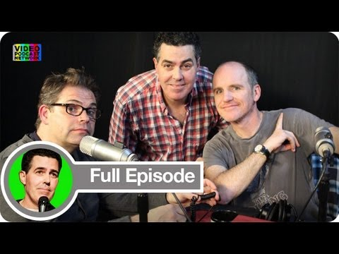 Dana Gould and Greg Fitzsimmons | The Adam Carolla Show | Video Podcast Network