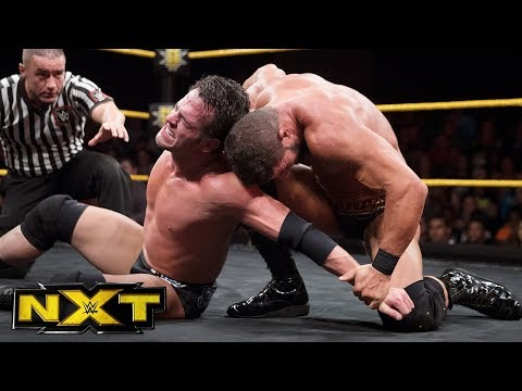 Roderick Strong vs. Bobby Roode: WWE NXT, Aug. 30, 2017