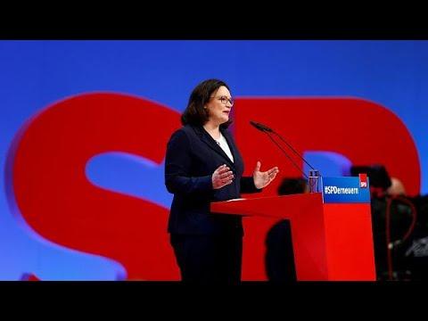Εποχή Νάλες στους Γερμανούς Σοσιαλδημοκράτες