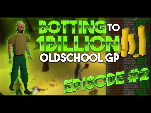 Botting From Scratch To 1B 07 Episode 2 Runescape