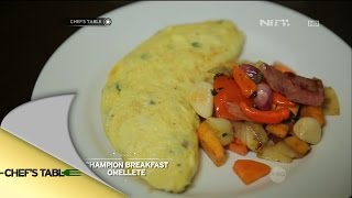 Video Champion Breakfast Omelette - Chef's Table MP3, 3GP, MP4, WEBM, AVI, FLV Oktober 2018