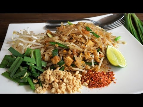 Pad Thai Version Street Food - Recette Facile - Cooking With Morgane