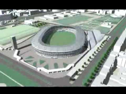 El histórico Stadio Olimpico di Torino