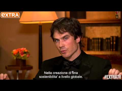 intervista ian somerhalder!