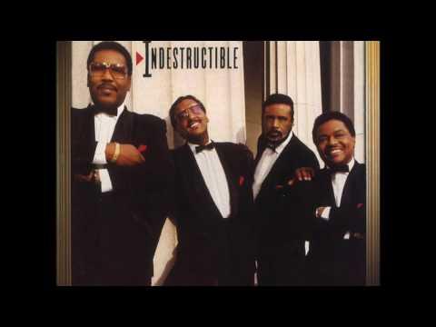 "Four Tops~ ""  Indestructible  ""❤️♫ 1988"