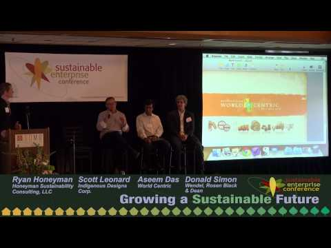 B Corps: Building a Business to Do Good - SEC 2014
