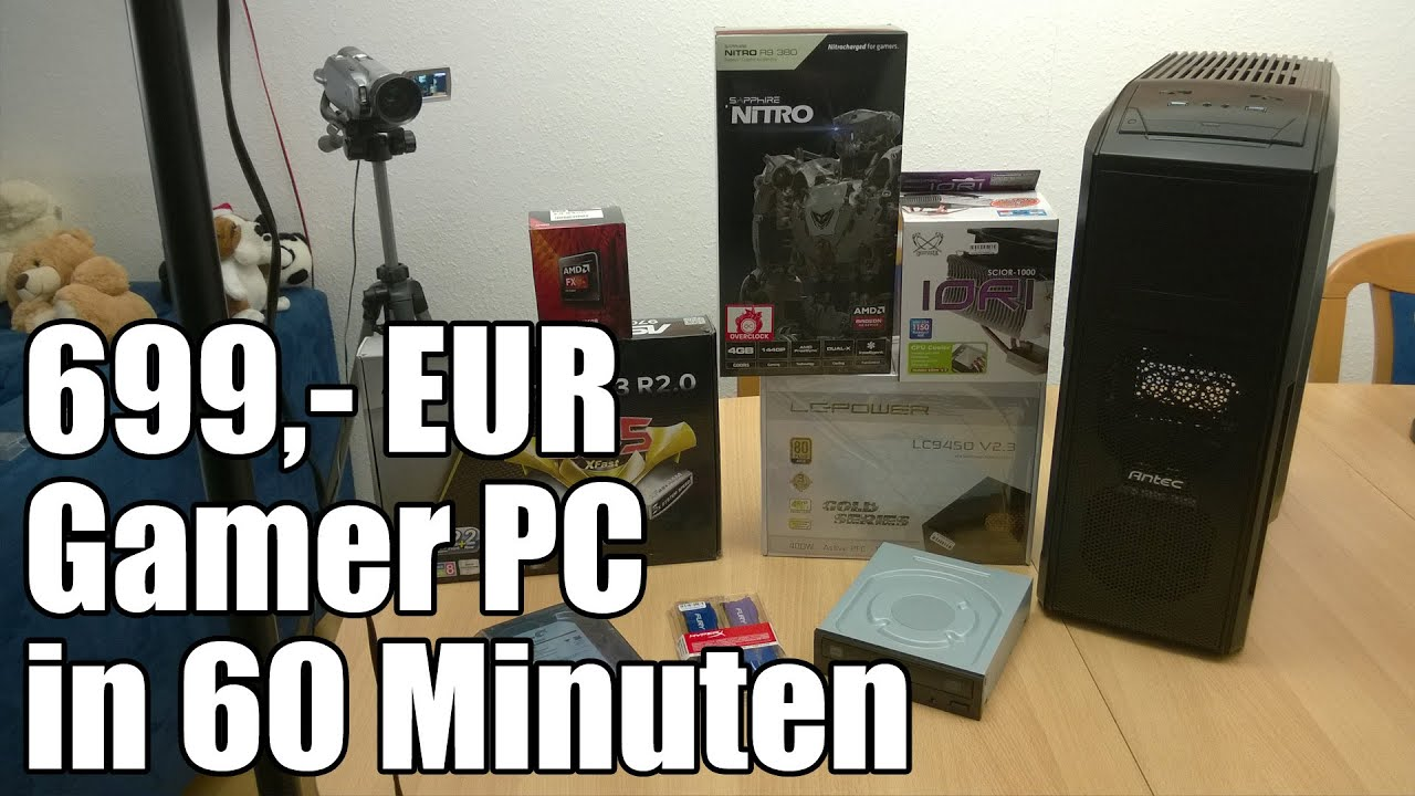 Gamer PC Edition 2015