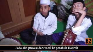Vocal Hadrah Syubbanul Muslimin Alih Profesi ( Di Jamin Ketawa Lihat ini ) Video HD