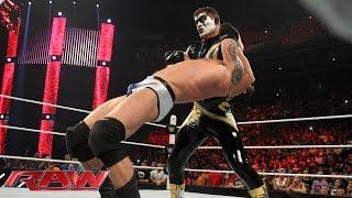 Stardust assaults King Barrett: Raw, Aug. 24, 2015