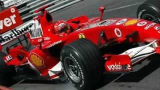 DJ Visage Formula 1 Schumacher song
