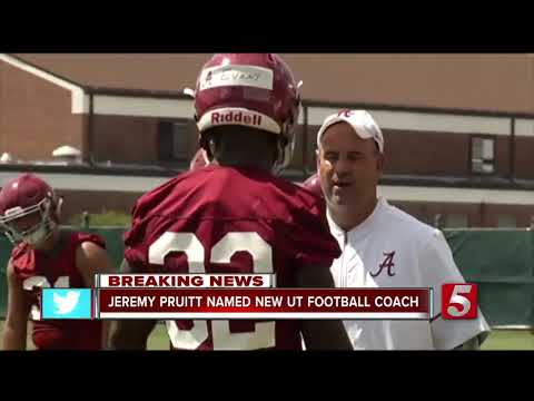Tennessee Finalizes Deal With Jeremy Pruitt
